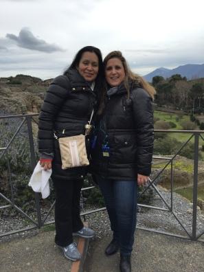 Ms. Principe-Franco and Mrs. Vasselman