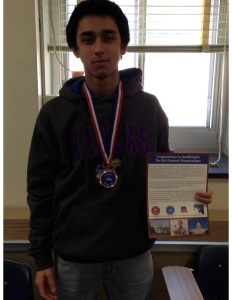 Mohammad - NHB Champion