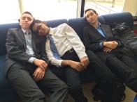 Andrew, Jeffrey and David