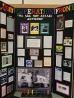 Alec, Jared, Christopher and Arturo's exhibit