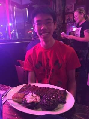 Champion rib eater