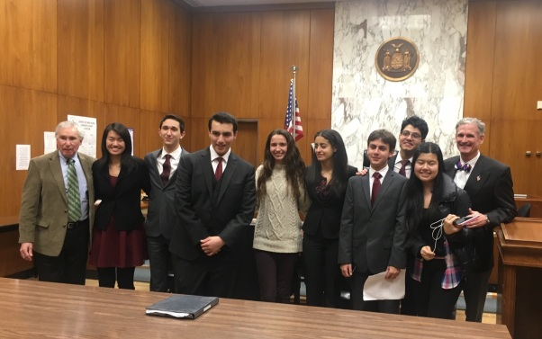 Mock Trial Wins