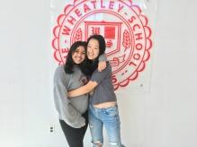 Ananya and Ally