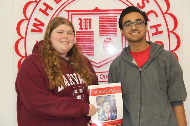 Albracia Students