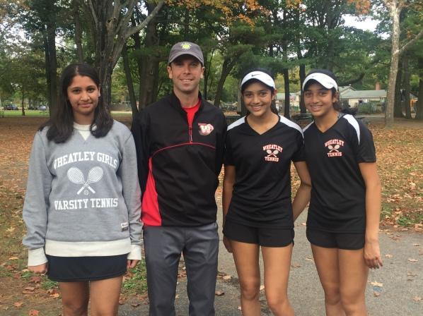 Michelle Raja, Coach Virgilio, Kavina and Kaya