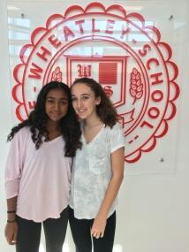 Aarushi and Kayla