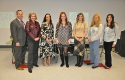 Mr. Kemnitzer, Ms. Giradi Schoen, Dr. Cutter, Jamie Horiwitz, Dr. Guglielmo, Ms. Cantileno-Lillis and Ms. Pace