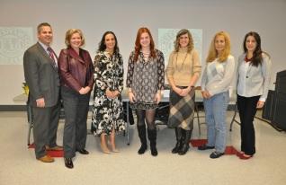 Mr. Kemnitzer, Ms. Giradi Schoen, Dr. Cutter, Jamie Horiwitz, Dr. Guglielmo, Ms. Cantileno-Lillis and Ms. Pace