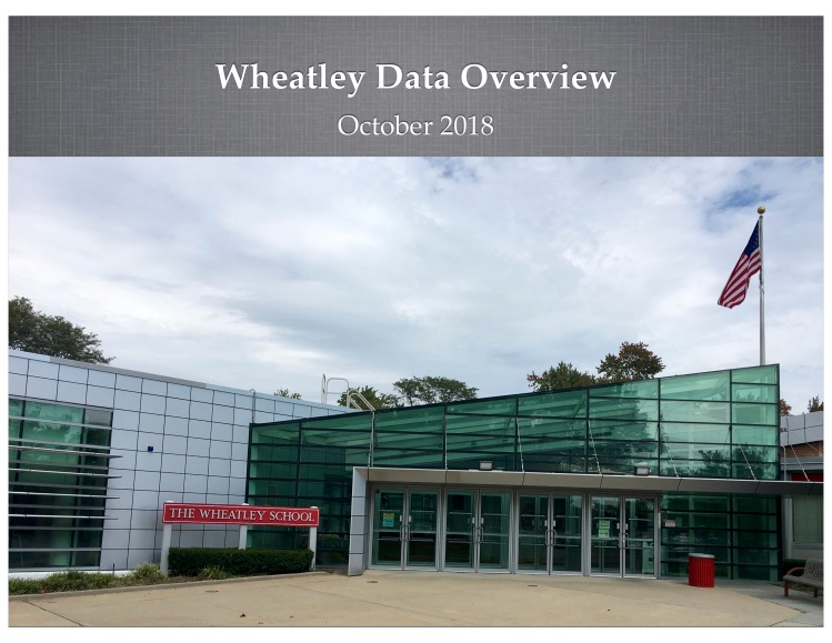Wheatley Data Overview Oct18
