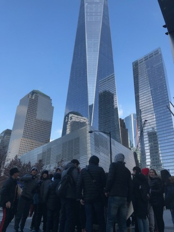 WTC and Brooklyn Bridge (1)