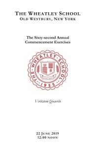 Graduation Program 2019