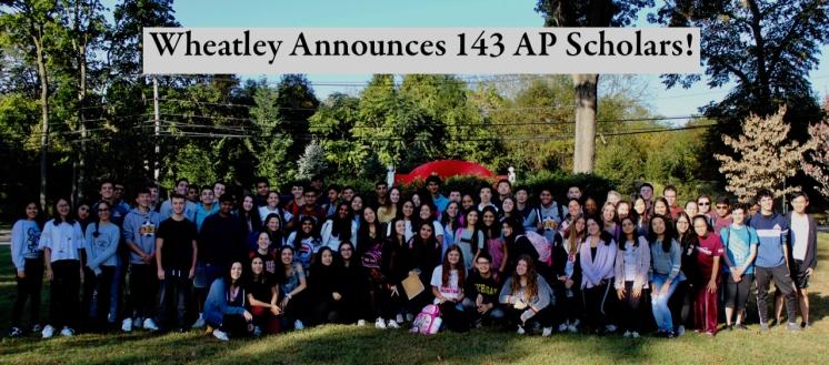 AP Scholars 2019 - 1