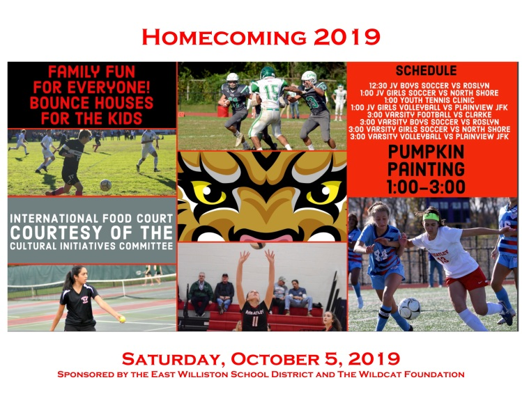 Homecoming Poster 2019