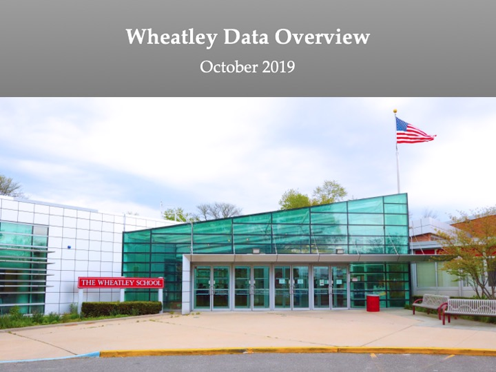 Wheatley Data Overview Oct19